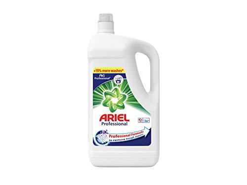 Ariel Professional - Detergente líquido para ropa regular - 4,95 litros