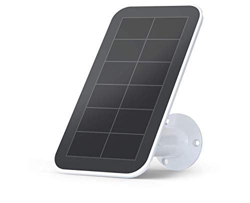 Arlo Certified Accessory | VMA5600 Solar Panel Charger, Weather Resistant, 8 ft Magnetic Power Cable, Adjustable Mount, Designed for Arlo Ultra, Pro3 and Floodlight Wireless Wi-Fi Security Cameras