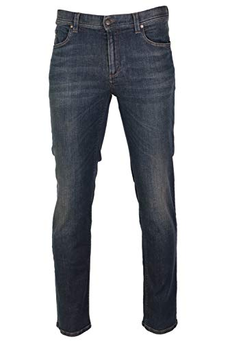 ALBERTO Herren Jeans Pipe Regular Slim fit 33/32