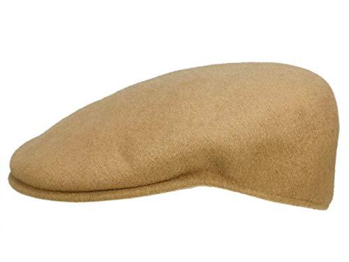 Kangol Homme Casquette plate Wool 504 jaune S/54-55
