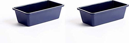 Blue Diamond Cookware Ceramic Nonstick Loaf Pan (Two Pack)