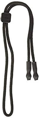 Chums Universal Fit Rope Eyewear Retainer, Black, One Size Fits Most (92301)