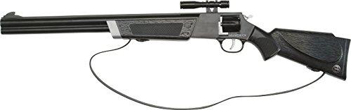 Ideal - PI6001800 - Carabine Maverick 8 Coups 60 cm Métal et PVC