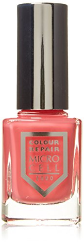 Microcell Colour and Repair Nail Polish Candy Glam, 11 ml