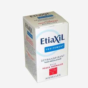 ETIAXILETIAXIL DETRANSPIRANT PEAUX NORMALES BILLE 15 ML
