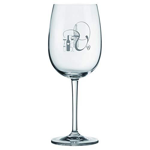 Räder Vino Rotweinglas Flasche + Glas