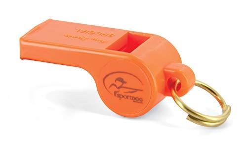 SportDOG Brand Roy Gonia Special Orange Whistle Without Pea