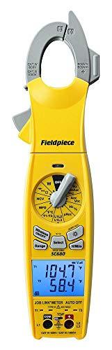 Fieldpiece SC680 - Wireless Power Clamp Meter