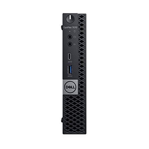 PC DELL OPTIPLEX 7070 MFF I5 W10P I5-9500T, 16 GBDDR4, 256 GBSSD, WL+BT, Mouse, 3YB