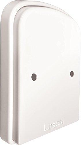 Lascal KiddyGuard Wall Installation Kit, White