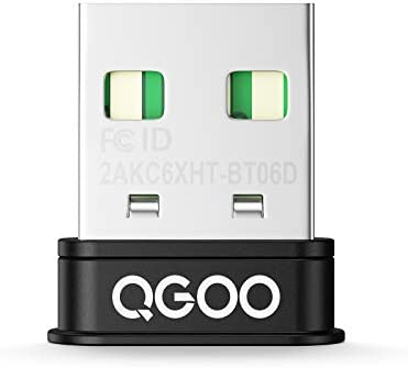 USB Bluetooth Adapter for PC QGOO Mini Bluetooth Dongle 4 0 EDR for Computer Desktop Wireless product image