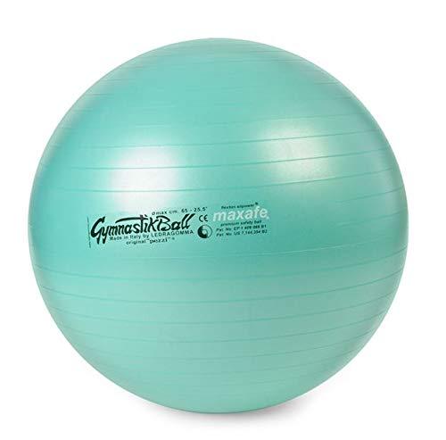 Original Pezzi Gymnastik Ball 65cm plus Pumpe Sitz Therapie Pilates Aerobic grün