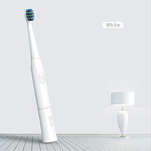 Elektrische Zahnbürste mit austauschbarer Bürstenkopfbatterie Schallzahnbürste China weiß