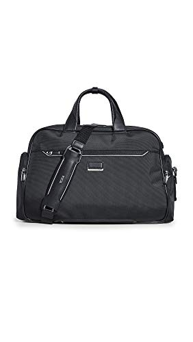 Tumi Men's Arrivé Aldan Duffel Bag, Black, One Size