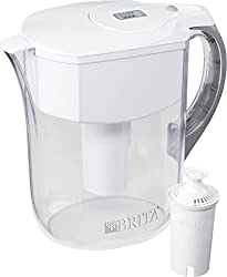 Image of Brita Everyday Pitcher with...: Bestviewsreviews