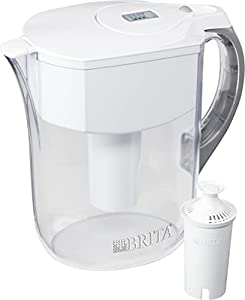 Brita 10 Cup BPA Free Water Pitcher Filter Review