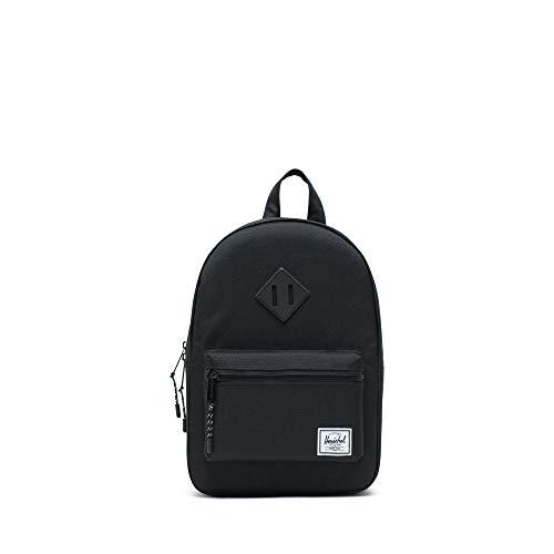 Herschel Kid#039s Heritage Backpack Black/Black Youth 16L