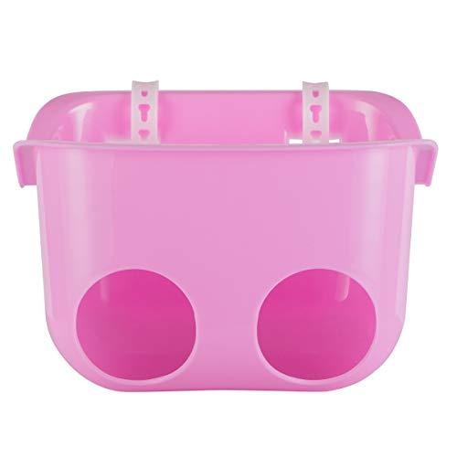 STITCH FRONT DOLL SEAT PURPLE FOR GIRLS BIKE.Kids front basket.Pink