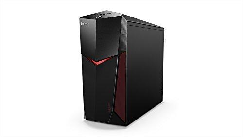 Lenovo Legion Y520 Gaming Tower Desktop Computer (Intel Core i7-8700, 8GB RAM, 1TB HHD + 128GB Pcle SSD, NVIDIA GeForce GTX 1060, Windows 10), 90JB003FUS