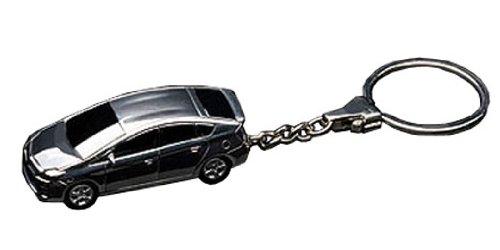 AUTOartDESIGN 1/87 Toyota Prius key chain (aluminum) (japan import)