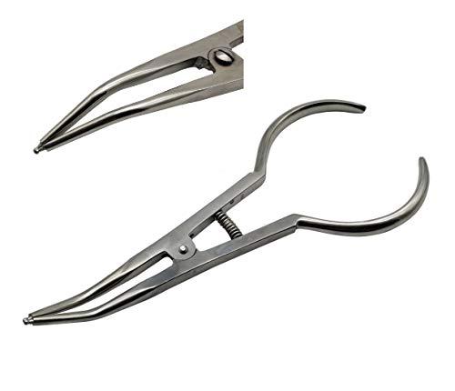 Dental Orthodontic separator placing pliers elastic separator placer pliers separator pliers by ARTMAN