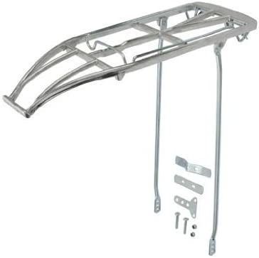 Lowrider Alloy A surprise price is Quantity limited realized Single Clip Carrier Pa Bike Bicycle Part Chrome.