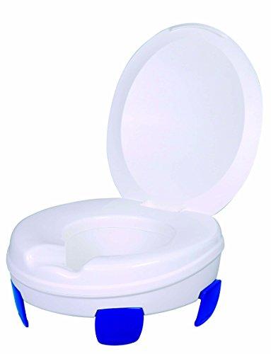 Elevador wc inodoro con tapa (185kg) 🔥