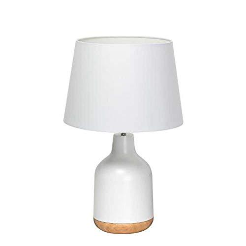 FAGavin Tischlampe Eisen Licht Luxus Hardware Tischlampe Schlafzimmer Nachttischlampe...