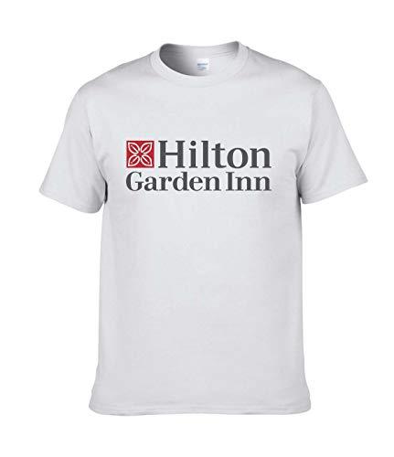 Hilton Garden Inn Tee Shirts for Man S White