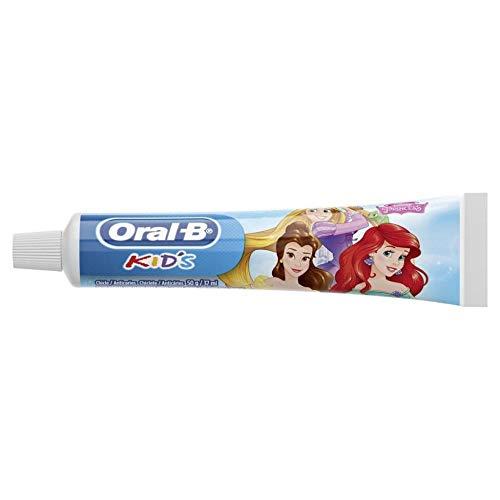 Oral- B Pasta de Dientes Para Niños de Princesas 50g (37 ml)