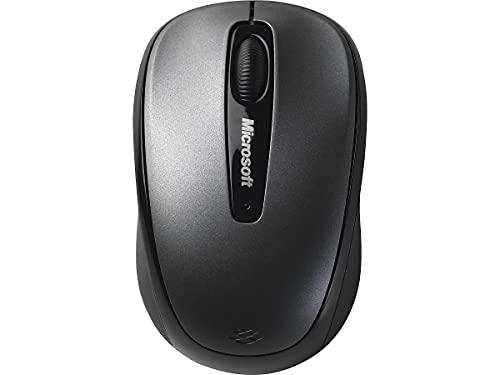 Microsoft Wireless Mobile Mouse 3500 - Gray (GMF-00010)