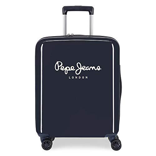 Pepe Jeans Hard Cabin Suitcase 55 cm Albert Blue