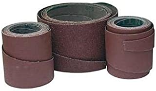 Performax 60-2080 Ready to Wrap Abrasive Strips for Performax 22-44 Drum Sander 80 Grit(3 wraps in a box)