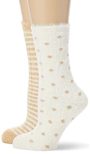 Camano Damen 1102025 Socken, Offwhite, 39/42