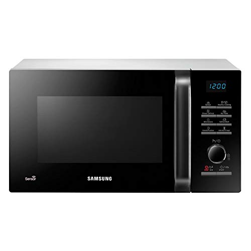 Samsung MS23H3125AW 23L Microwave Oven - White with Black Front