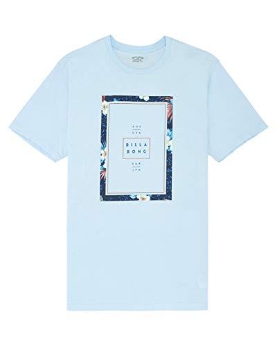 Billabong Herren Tucked Tee SS T-Shirt, Coastal, L