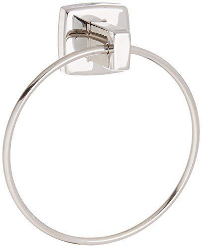 Moen P1786 Stainless Steel Stainless Towel Ring