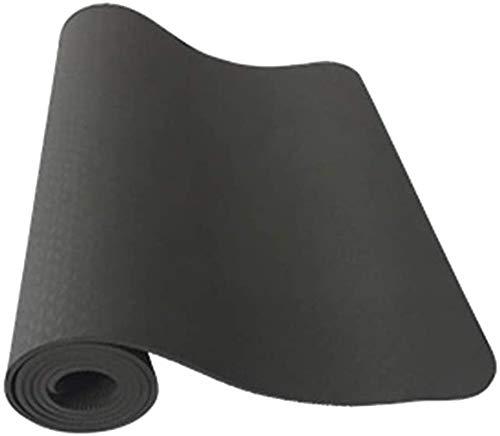Esterillas Yoga Antideslizante Tiene buena densidad y buena capacidad de recuperación y buena resistencia al agua. Estera de ejercicios de entrenamiento antideslizante disponible en la estera de campi