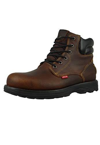 Levis Arrowhead 228777-829-128 Herren Walking Boots Stiefelette Brown Braun, Groesse:44 EU / 10 UK / 11 US