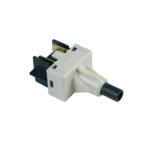 Tastenschalter für Spülmaschine 1-fach Ein/Aus Beko 1833120400