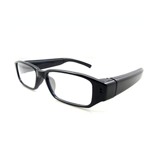 VORCOOL Sportkamera Brille Video Audio Sonnenbrille Brille Spion Brille Cam DV DVR Video Camcorder 1080P für Radfahren Fahren Angeln Reisen