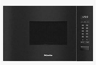 Miele M 2234 OBSW - Microondas (60 cm), color negro