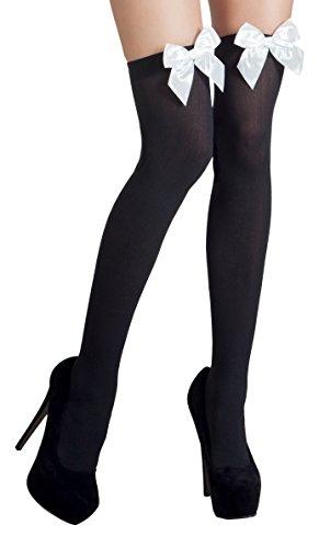 Boland 02272 sokken met strik, dames, één maat