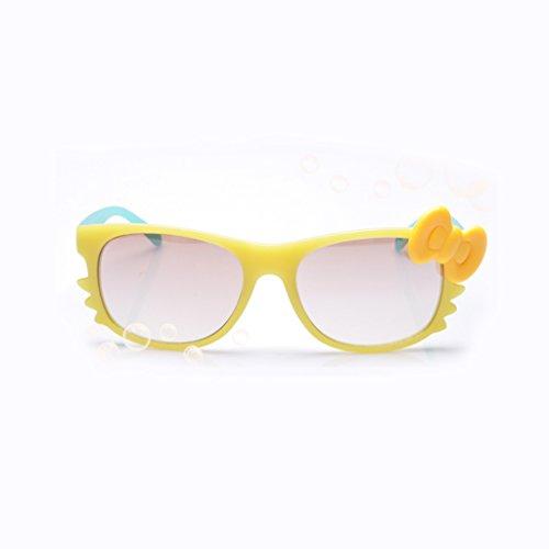 William 337 Kinderen Zonnebril Mode Kikker Spiegel 3-10 Jaar Oude Baby Zonnebril