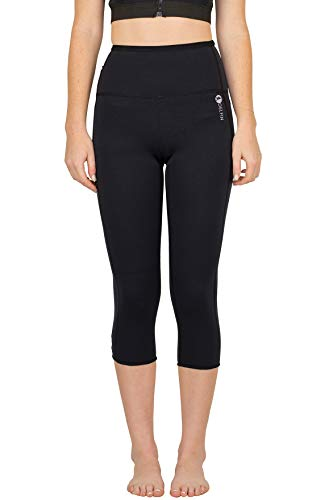delfin spa neoprene workout capris