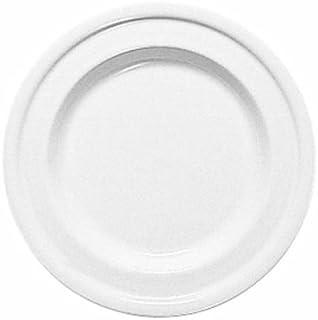 Emile Henry Provencal Vert Green Dinner Plates, Set of 4