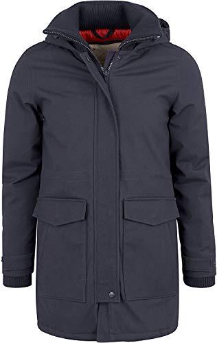 FORVERT Jackets Aniak Frauen Winterjacke navy L 100% Baumwolle Basics