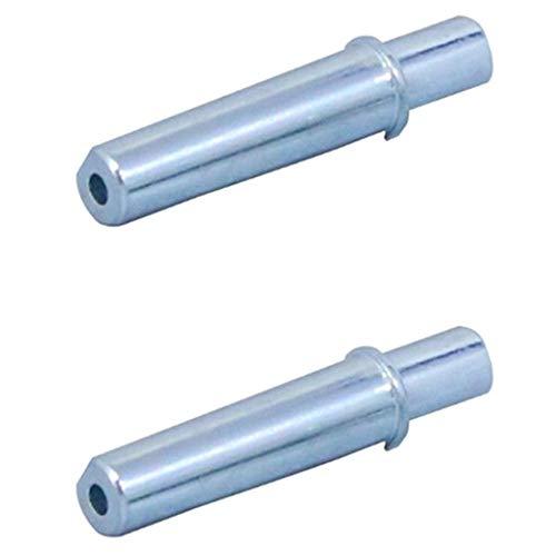 LOVIVER Boquilla Pistola de Lavado para Automóvil, Boquillas de Acero de 18 Onzas para La Serie de LEMATEC AS118