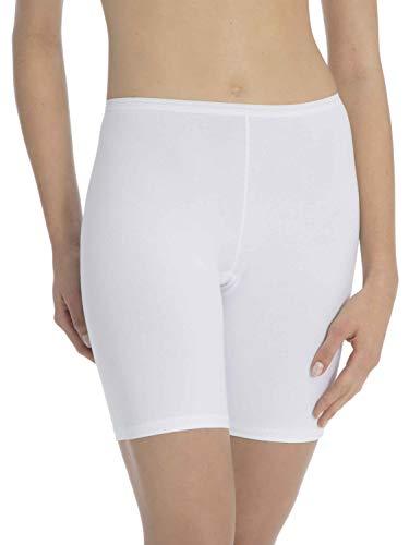 Calida Damen Hose Comfort Panties, Weiß (Weiss 001), L