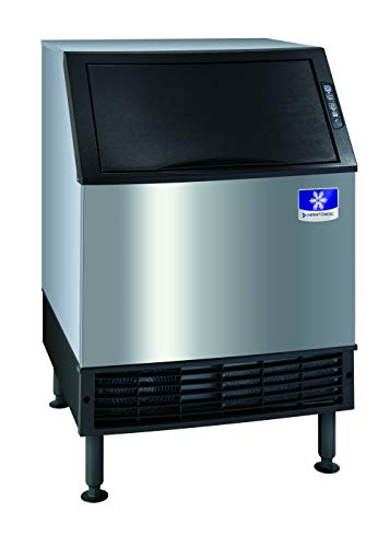 Manitowoc UYF0240W Neo Undercounter Ice Maker, Cube Style Water Cooled Ice Machine, Up to 207 LB Per Day Production